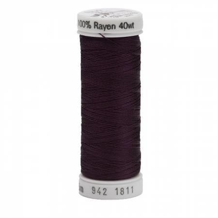 Sulky Rayon 40wt Wineberry