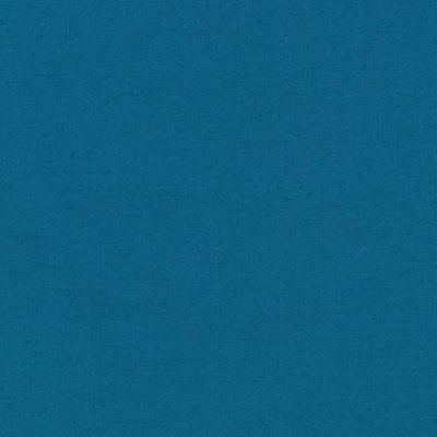 Kona Cotton Teal Blue