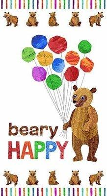 Andover Beary Happy Panel