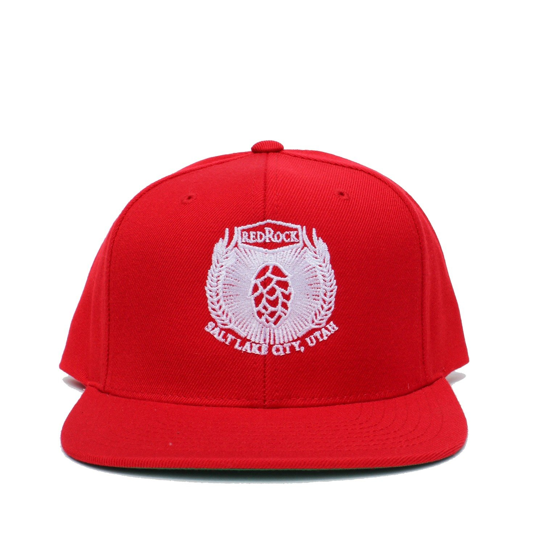Red Hop Hat