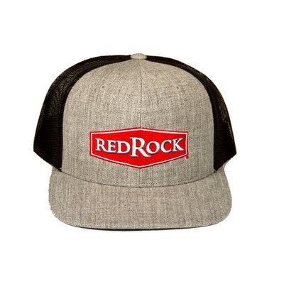 Grey Flannel Hat