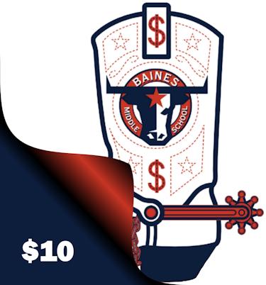 Longhorn Loot $10 Donation