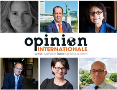 Je parraine Opinion Internationale pour 6 mois