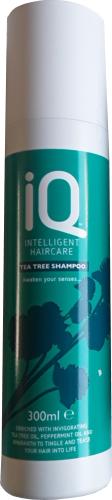 IQ Intelligent Hair Care Tea-Tree Shampoo 300ml