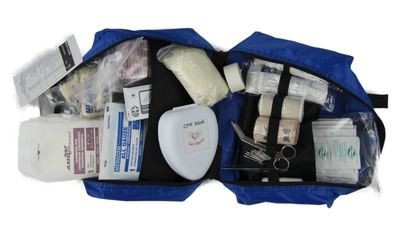 British Columbia  First Aid Kits Basic
