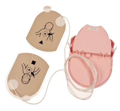 Samaritan Ped Pak – PEDIATRIC (Battery and Pediatric pads in one unit)