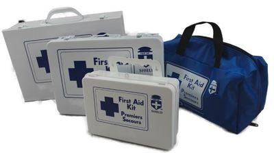 New Brunswick  First Aid Kit >1 worker – Standard