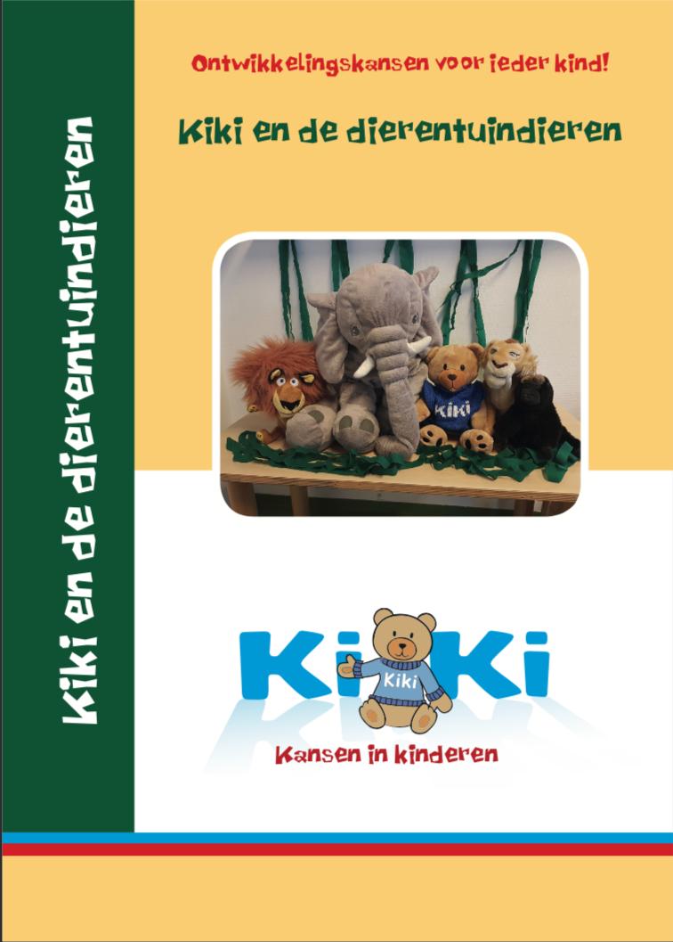Thema Kiki en de dierentuindieren