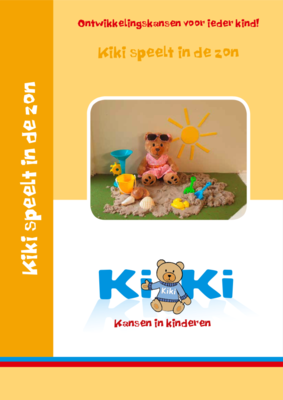 Thema Kiki speelt in de zon