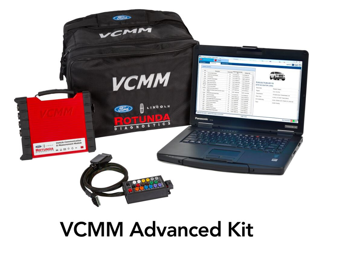 VCMM Advanced Kit With Panasonic Laptop 164-R9824