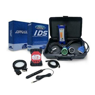 Ford VCM 3 IDS LCF Nexiq USB Link 2 Hardware Package for Ford & International.