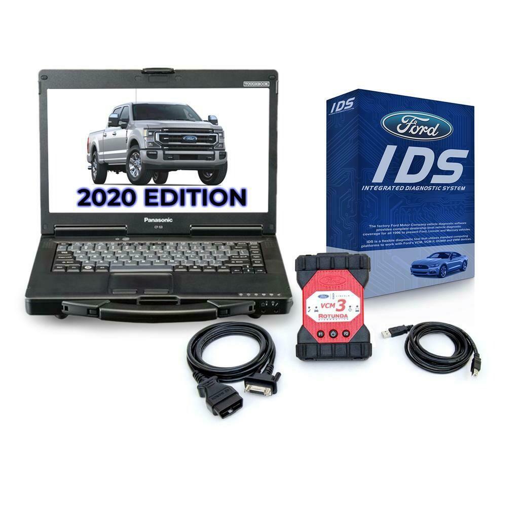 Ford Rotunda Dealer IDS VCM 3 Toughbook Dealer Package