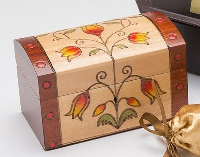 Wood Baby Casket Without a Vault  (up to 13 weeks) Choose one of three caskets C-4-Choice