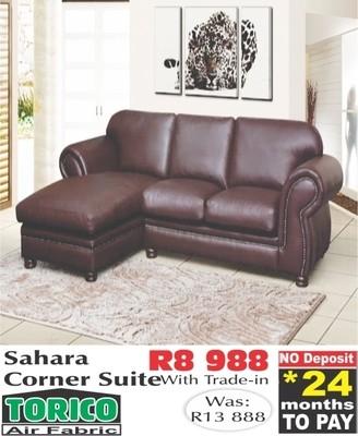 Sahara corner Suite