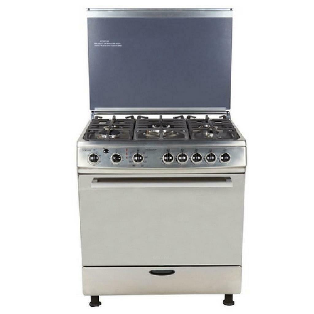 Ferre 5 burner gas& electric stove