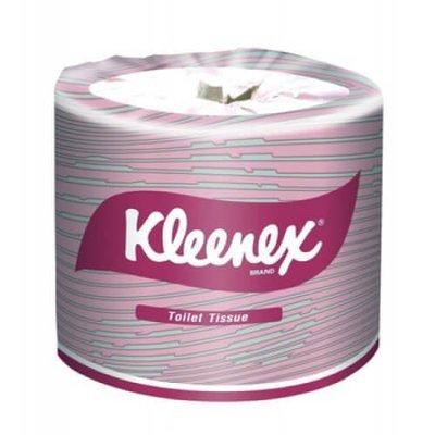 KLEENEX 4735 TOILET TISSUE DELUXE 2 PLY 400 SHEETS CTN 48