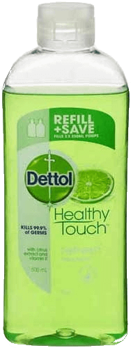DETTOL HAND WASH REFILL 500ML