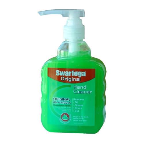 DEB SWARFEGA GREEN HAND CLEANSER GEL 450G PUMP PACK