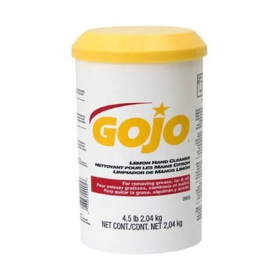 GOJO LEMON HAND CLEANER 2KG (4.5LB)