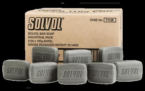 SOLVOL INDUSTRIAL HAND SOAP TABLETS