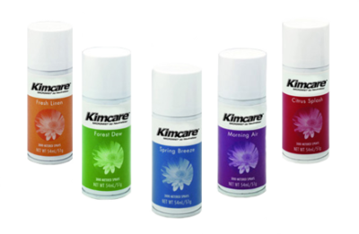 KIMBERLY-CLARK® KIMCARE MICROMIST PREFERENCE MIXED PACK 10 X 54ML (6895)