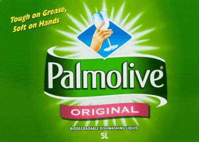 PALMOLIVE DISHWASHING LIQUID 5LT