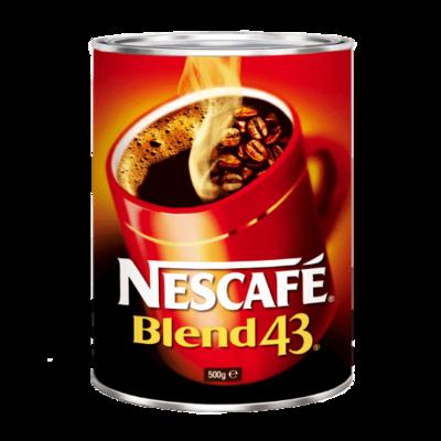 NESCAFE BLEND 43 COFFEE 500G TIN