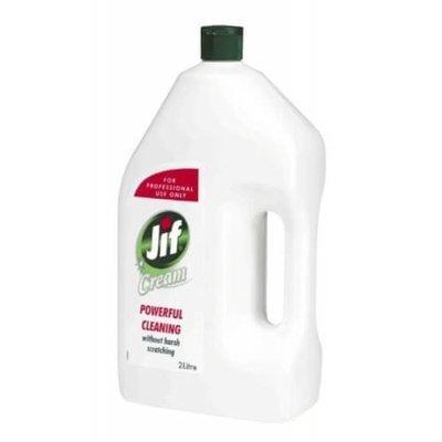 JIF CLEANSER CREAM NON-ABRASIVE 2 LITRES