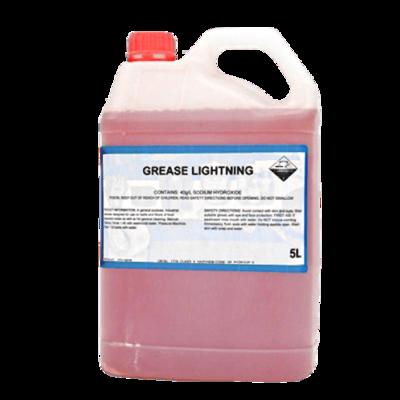 GREASE LIGHTENING DEGREASER 5LT \ 25LT