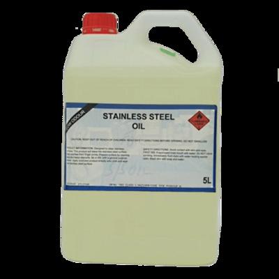 STAINLESS STEEL OIL 5 LITRE