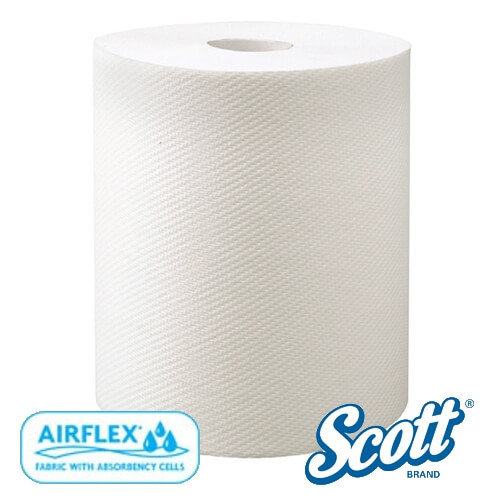 SCOTT 44199 ROLL TOWEL 140M CTN 8