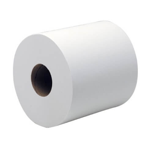 WYPALL L20 94124 CENTREFEED WIPERS PERFORATED 2 PLY 165M CTN 4 ROLLS