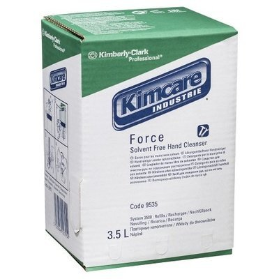 KIMCARE 9535 INDUSTRIE FORCE SOLVENT FREE HAND CLEANSER CTN 2 X 3.5L