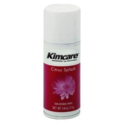 KIMBERLY-CLARK® KIMCARE MICROMIST CITRUS SPLASH FRAGRANCE REFILL (6891)