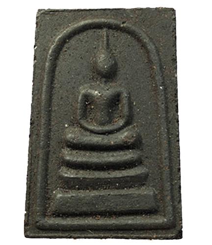 Pra Somdej Pong Wan 108 Rae Lek Lai - 108 Sacred Herbs, Lek Lai + Buddha Relics - Samnak Songk Phu Taep Thawara Nimit