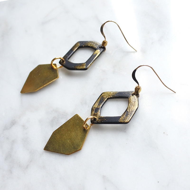 Fancy form earrings — designer shop, Gifts For Her, Fashion Accessories