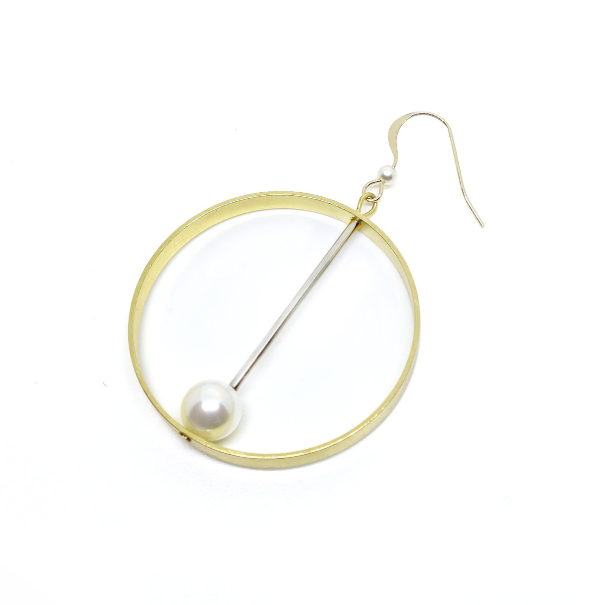 Asymmetrical earring — designer shop, Gifts For Her, Fashion Accessories