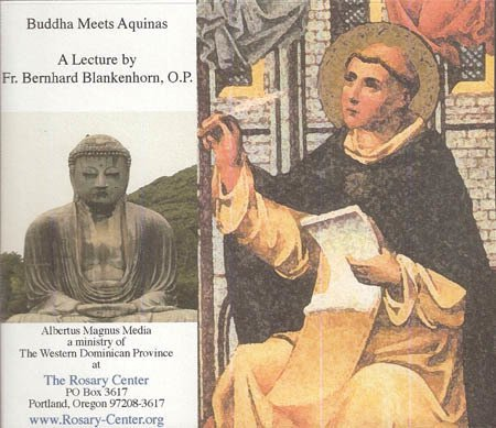 Buddha Meets Aquinas