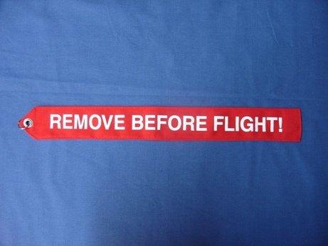 Remove Before Flight Flag RBF-16