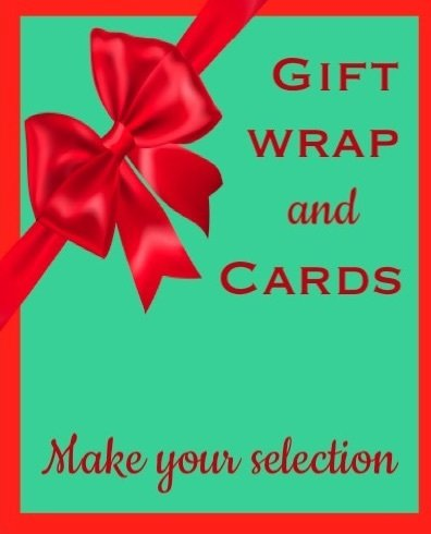 Gift Wrap and Gift Cards