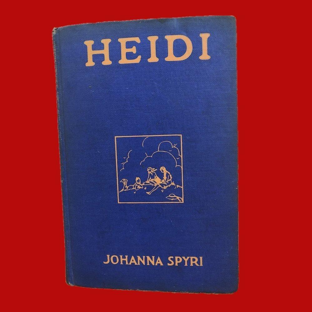 Heidi by Johanna Spyri 1945 (originally 1915)