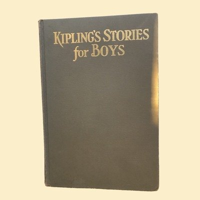 Kipling's Stories for Boys 1931