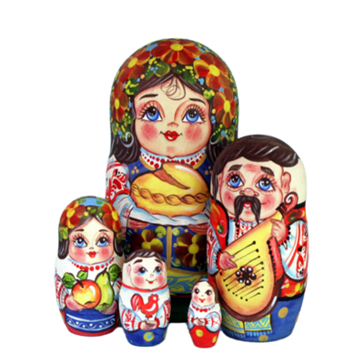 Ukrainian Traditional Family