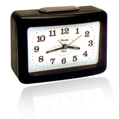 Westclox Quartz Loud Bell Alarm Clock 47550