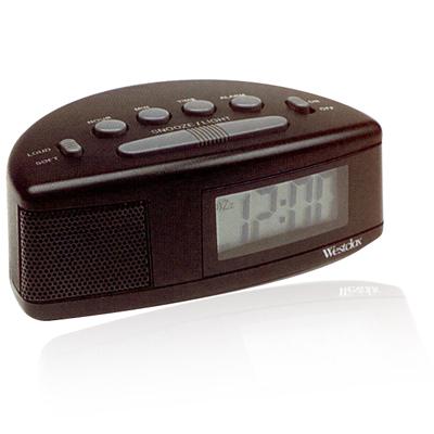 Westclox Banshee Super Loud Alarm Clock 47547
