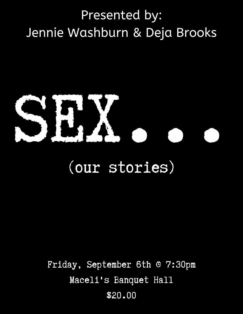 SEX.....(our stories)