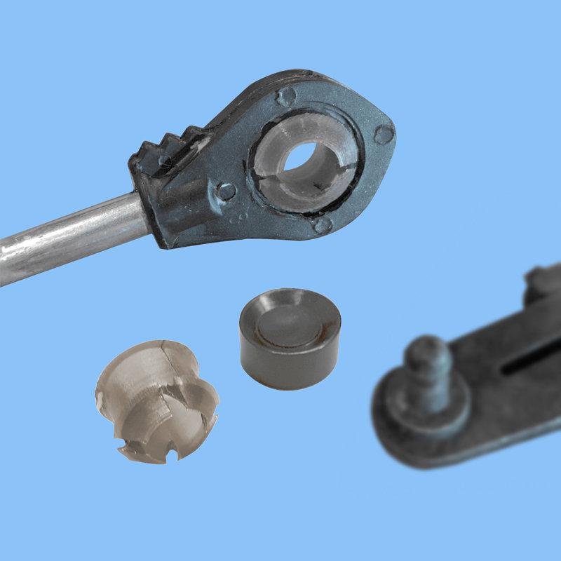 Holden, Hyundai, Mitsubishi, Toyota and more Transmission Shifter Cable Bush Repair Kit