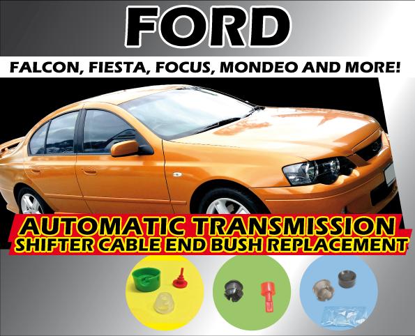 Ford Transmission shift cable end bush.