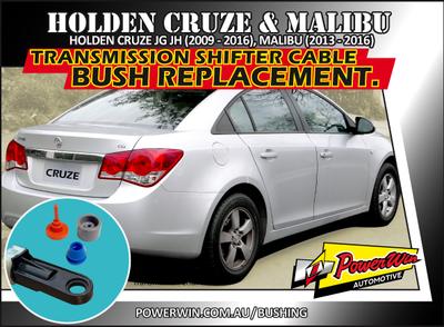 Holden Cruze 2009 - 2016 Transmission shift cable end bush.
