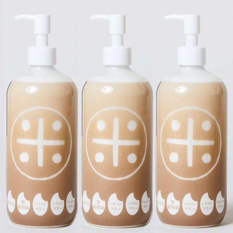 米米白美 Komekome Hakubi All in one gel cream 500ml * 3 bottles